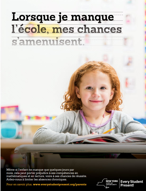 Parent Flyer - French