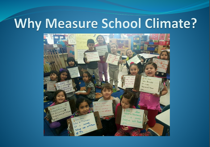 NYSED School Climate Surveys & Indices