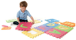 Kindergarten Block Mats - Transitioning