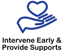 Intervene Early & Provide Support