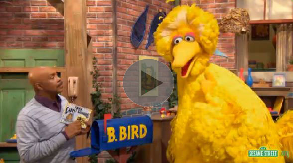 Video: Big Bird on Bullying Prevention